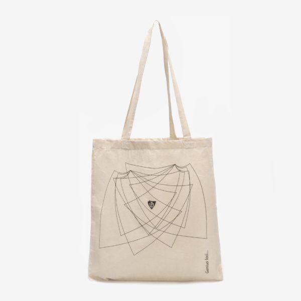 Bavlněná taška přírodní