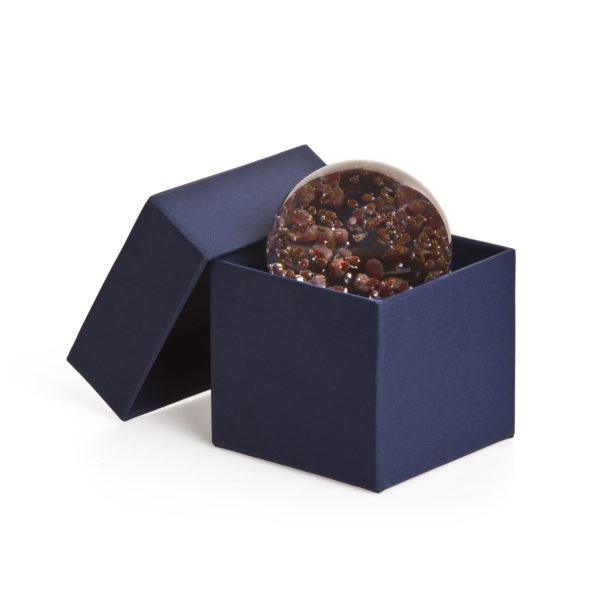 Těžítko český granát
