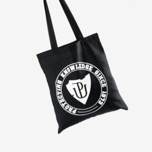 Bavlněná taška černá