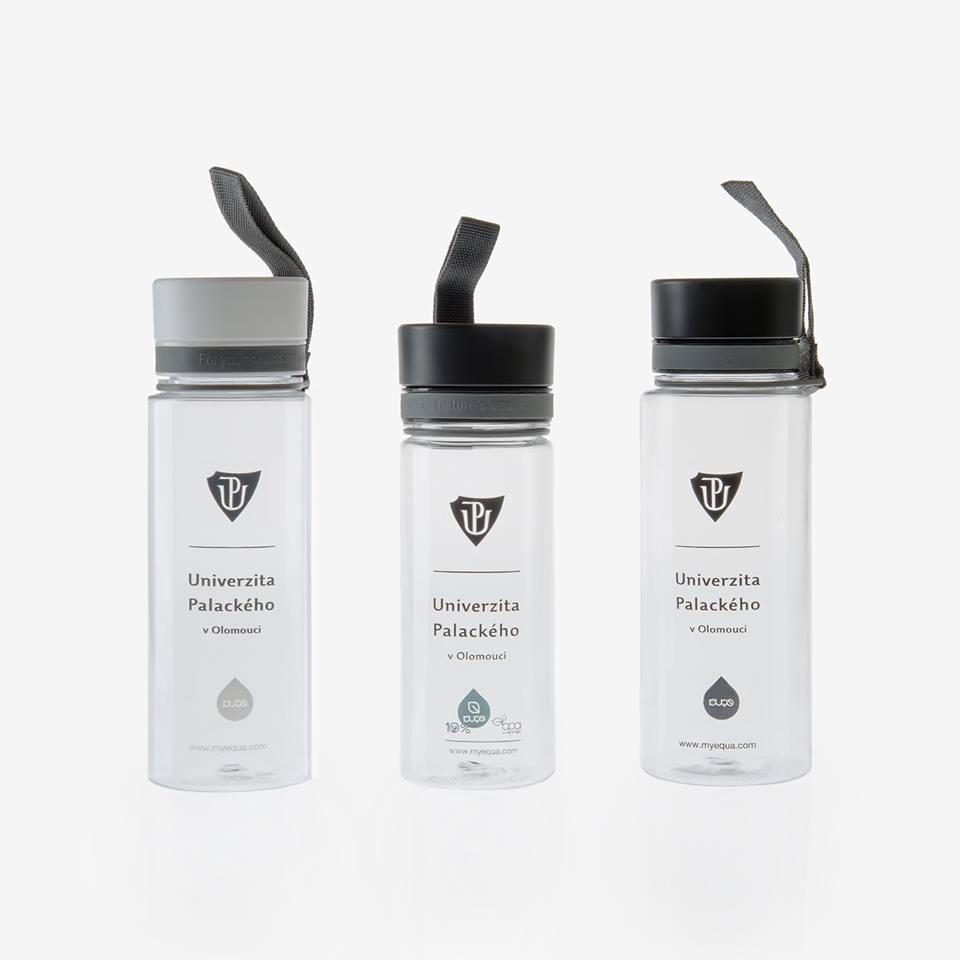Nové ekologické UP láhve