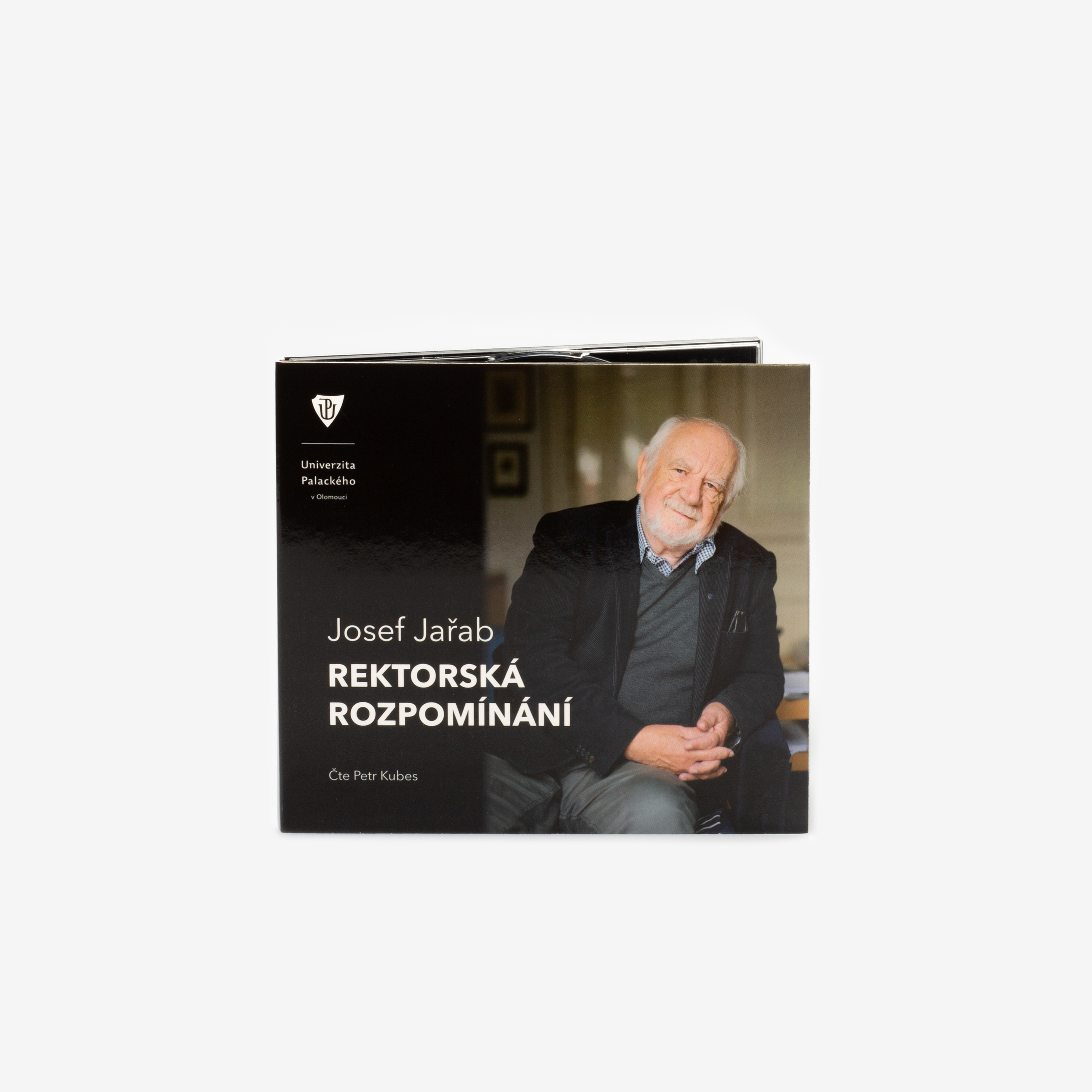 Audiokniha pamětí profesora Jařaba kdostání vUPointu