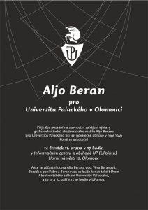 Aljo Beran výstava