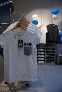 Tričko UWC AFO 2016