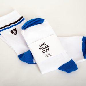 Ponožky UP Classic Ag - bílé 01