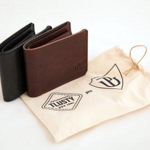 Kožené peněženky UP - Brašnářství tlustý 01